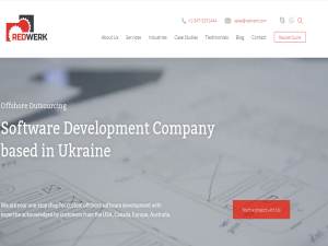 Redwerk software development company blog Mighty Directory Web Directory