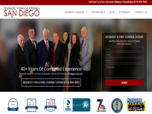 Domestic Violence Attorney San Diego : Mighty Directory Web Directory