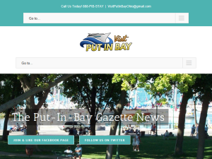 Put-In-Bay Gazette News Mighty Directory Web Directory