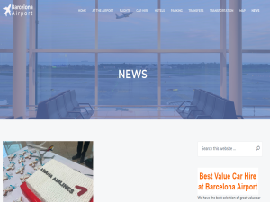 Asiana Airlines launches flights to Barcelona Airport : Mighty Directory Web Directory