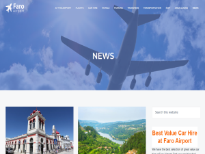 Faro Airport Information Guide : Mighty Directory Web Directory
