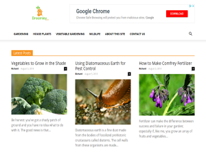 Dreamley: The Gardening Blog for Busy People : Mighty Directory Web Directory