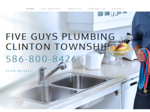 Five Guys Plumbing Clinton Township Mighty Directory Web Directory
