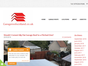 Garage Roof Scotland Blog Mighty Directory
