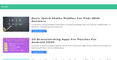 Fun With Puzzles Mighty Directory Web Directory