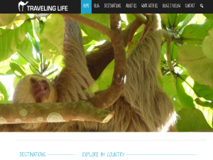 Traveling Life Mighty Directory Web Directory