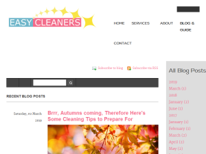 Easy Cleaners Mighty Directory Web Directory